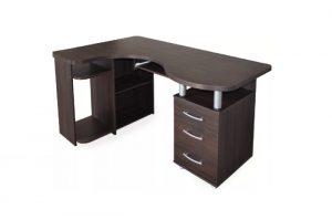 компьютерный стол преподавателя, школьные кабинеты