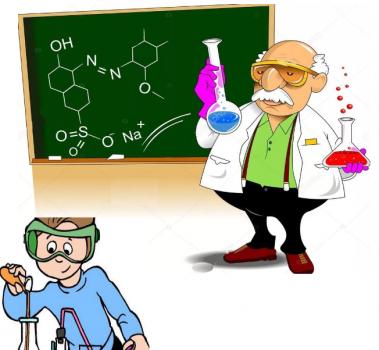 Виртуальная, лаборатория, химия