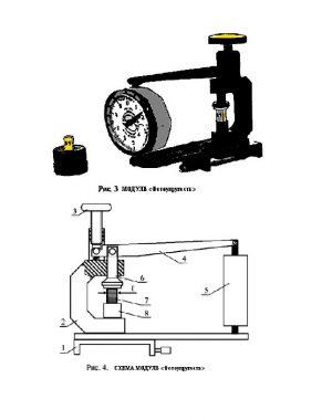 учебная техника, Фотоупругость, установка, ФПВ05-4-4, оптика, ВУЗ, Учебная техника