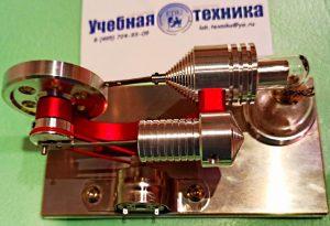 двигатель, Стирлинга, модель, демонстрационная, физика, школа, вуз, университет, учебная техника