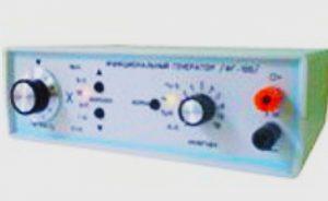 Генератор., ФГ-100, учебная техника